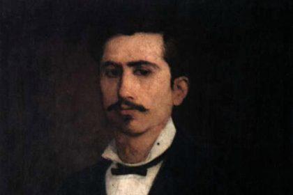 Ο ποιητής Κρυστάλλης